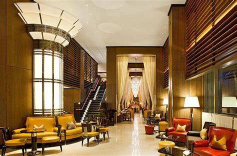 Mayfair Home Decor 45 park lane lobby hospitality architectural and