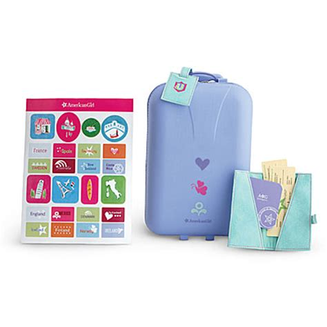 Travel Set For Doll travel set jly american wiki