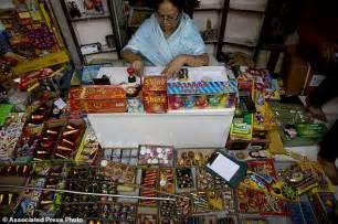 delhi s ban on diwali fireworks sparks outrage daily