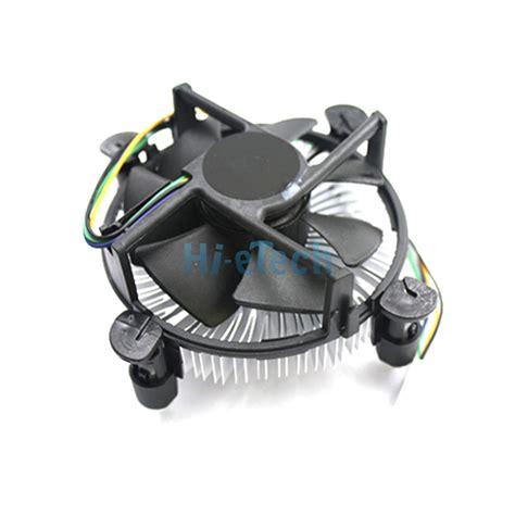 Cpu Cooler Lga Fan Lga775 Pc Cooler new 4pin cpu fan with heatsink cooler for intel celeron pentium lga775 socket t ebay