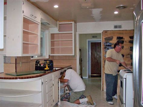 how to remove kitchen cabinets for reuse steps to remodeling your kitchen