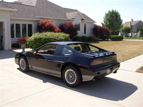 pontiac fiero gt 1986 for sale pontiac fiero 1986 for sale in delphos ohio united states