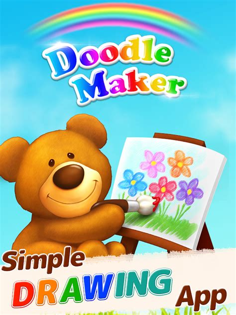 doodle maker for android doodle maker photos to drawing and illustration