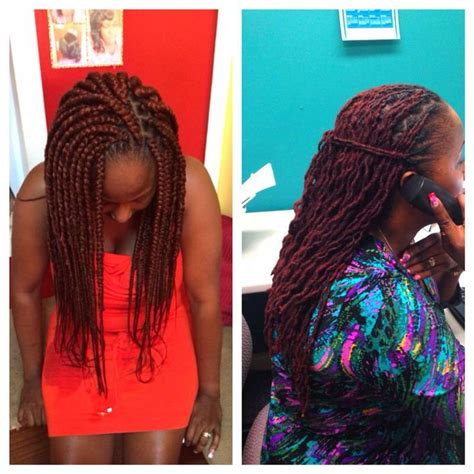 invisible roots box braid box braids over dred locs dred locks pinterest locs