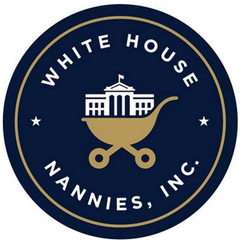 white house logo white house nannies whnanniesdc twitter