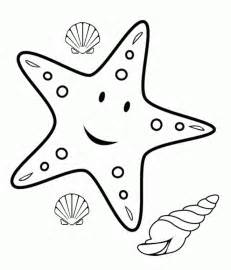 starfish coloring pages for az coloring pages