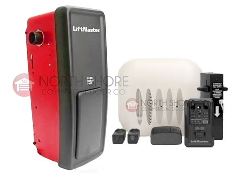 liftmaster residential garage door openers liftmaster 8500 side mount residential garage door opener