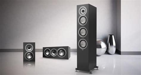 floor standing speakers vs bookshelf meze