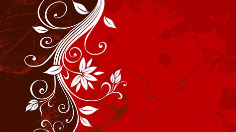 vector graphics design background hd vector graphics floral red grunge wallpapers