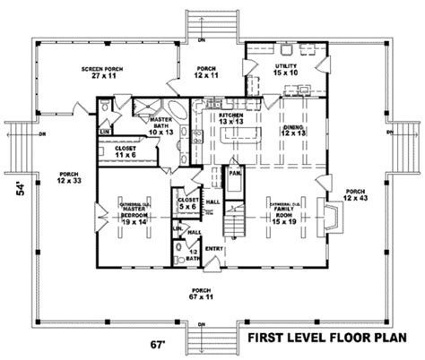 2400 square foot house plans country style house plan 3 beds 3 5 baths 2400 sq ft