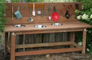how to build a mudd station 9 diy potting benches from recycled materials