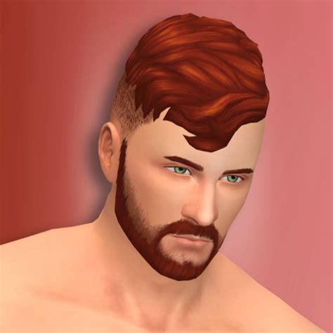 hairstyle matcher for men sims 4 hairs xldsimsdownloads swept away hairstyle