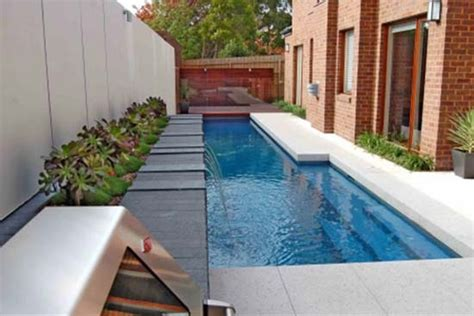 pool designs for small spaces swimming pool for small spaces home trendy