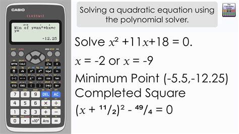 calculator equation how to solve polynomial equation in scientific calculator
