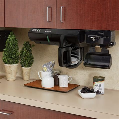 under cabinet appliances   Organize Your Life