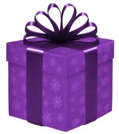 Purple gift box with snowflakes png clipart best web clipart