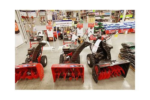 snowblower deals black friday