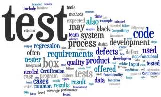 verification vs validation software testing verification