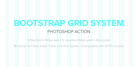 bootstrap layout scaffolding grid bootstrap tutorial bootstrap grid system photoshop action 1170px
