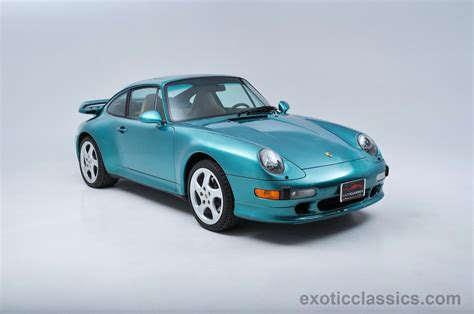 Porsche 911 C2s by 1998 Porsche 911 Carrera C2s Coupe Chion Motors