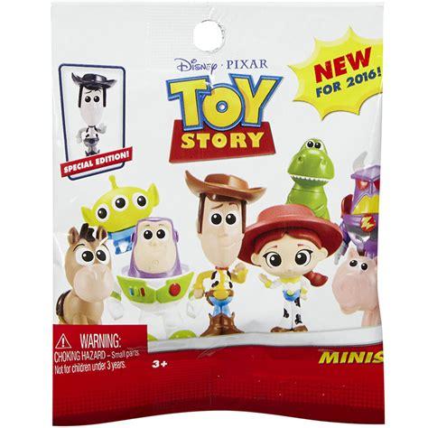 Minis Blind Pack disney pixar story 4 5cm figure blind bag collectable mini figures ebay