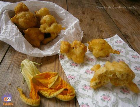 frittelle di fiore di zucchine frittelle fiori di zucca
