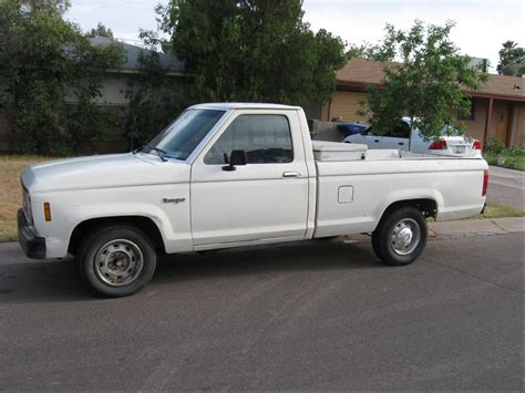 1986 Ford Ranger by Yogetthephone S 1986 Ford Ranger Regular Cab In Tempe Az