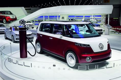 future volkswagen van the continental sorry no retro volkswagen bus on the