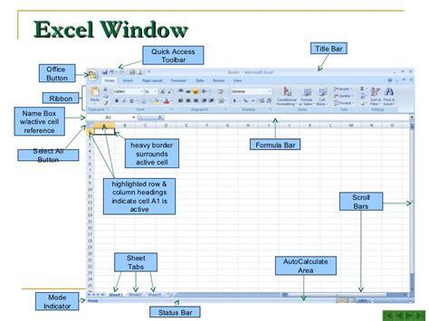 microsoft excel project 1 presentation