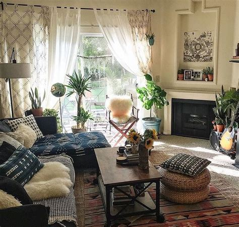 apartment living room decor best 20 bohemian living rooms ideas on