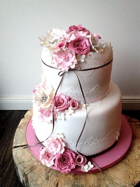 Torte Hochzeit by Hochzeitstorte Im Vintage Stil Hochzeitstorten