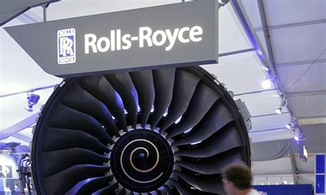 Rolls Royce Shareholders Rolls Royce Shares Boosted By Cheap Export Hopes As 20