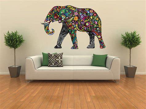 Elephant Room Decor Elephant Decal Wall Sticker From Nurseryroomwallart On Etsy