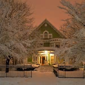 winter homes snow days days in and house beautiful on