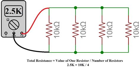 adding resistor values series and parallel circuits learn sparkfun