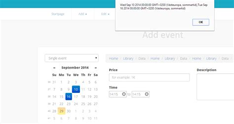 format email jquery jquery bootstrap datepicker format stack overflow