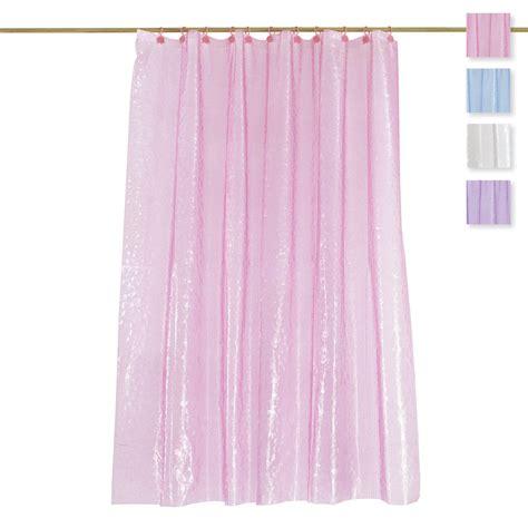 tenda doccia per vasca tenda per doccia o vasca impermeabile tinta unita 180x200