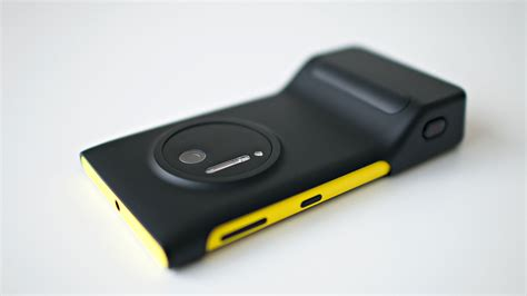 nokia lumia 1020 grip give your smartphone some