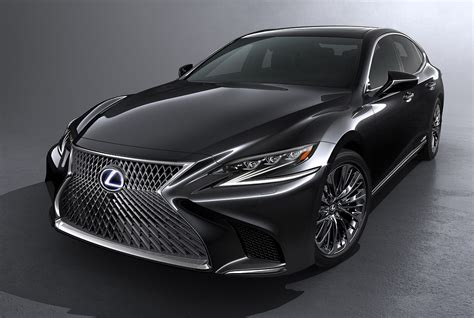 Images Of Ls by Lexus Ls 500h The Wheel