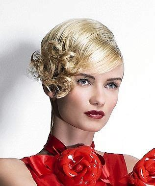 very short ladies hair with weight on crown not sure i could get the volume at the crown but i love