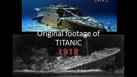 titanic real boat underwater titanic 1912 underwater www pixshark images