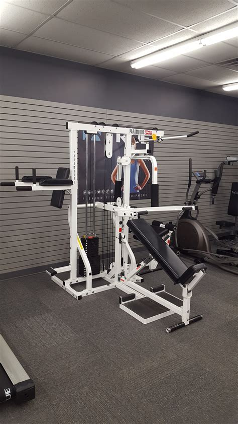 paramount fitness center multi fitness for all inc