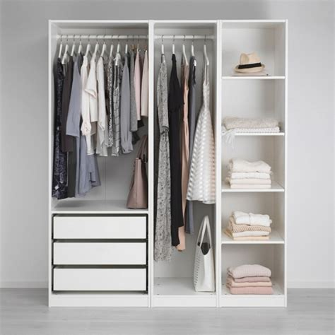 ikea small wardrobes open wardrobe 38 exles of how modern and functional