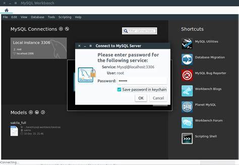 how to install mysql ubuntu technomess how to install mysql workbench in ubuntu
