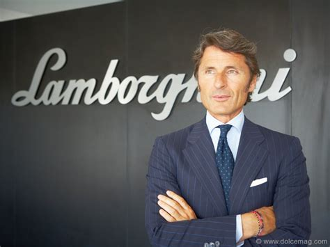 Stephan Winkelmann President And Ceo Of Lamborghini