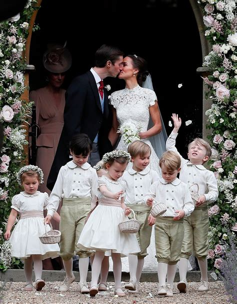 New Wedding Pictures by Pippa Middleton Wedding Pictures Popsugar
