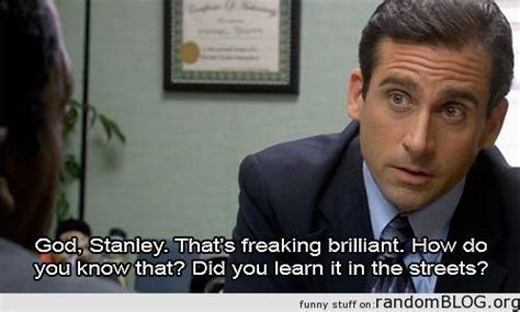 stanley the office quotes quotesgram