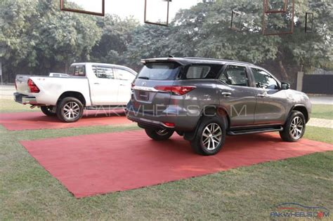 Fortuner Af 59 toyota hilux revo fortuner unveiling 6th dec 2016 general 4x4 discussion pakwheels forums