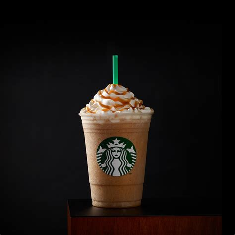Caramel Frappuccino® Blended Coffee   Starbucks Coffee Company