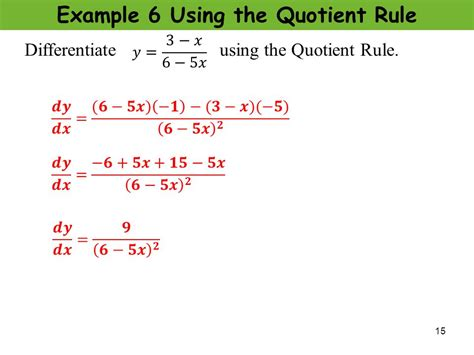 quotient design definition quotient problems